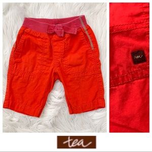 Tea Collection Shorts (Red)